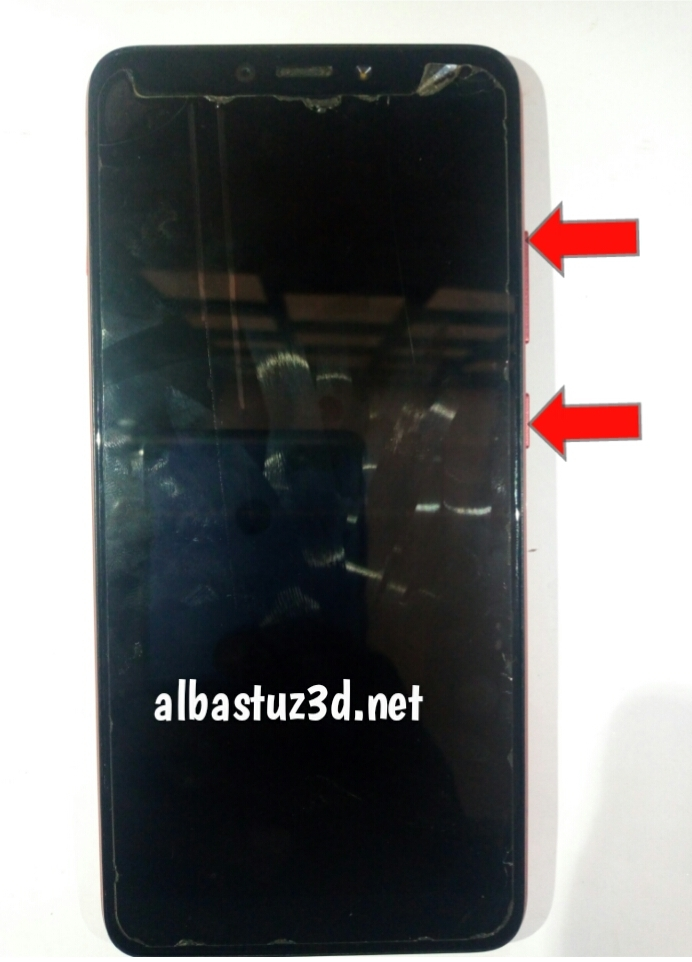 Hard Reset Infinix Hot 6 Pro(X608) - ALBASTUZ3D
