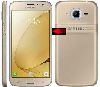 How To Hard Reset Samsung Galaxy J2 Pro - ALBASTUZ3D